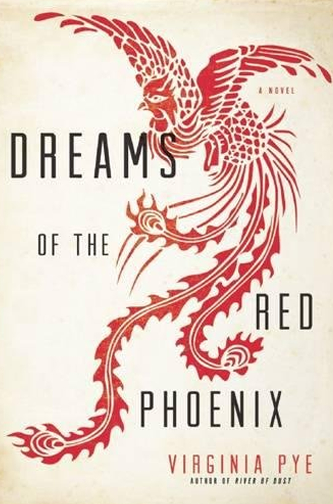 kathleen stone writer booklab literary salon dreams of the red phoenix virginia pye
