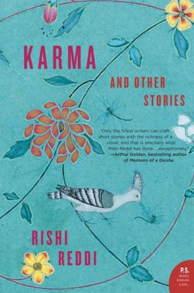 kathleen stone writer booklab literary salon karma and other stories rishi reddi