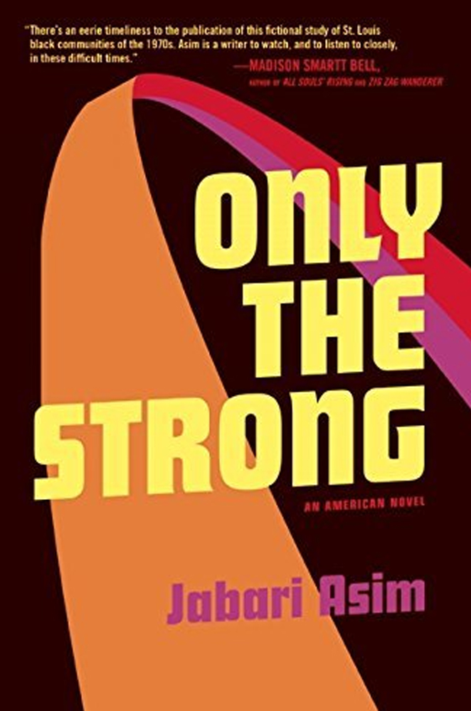 kathleen stone writer booklab literary salon only the strong jabari asim