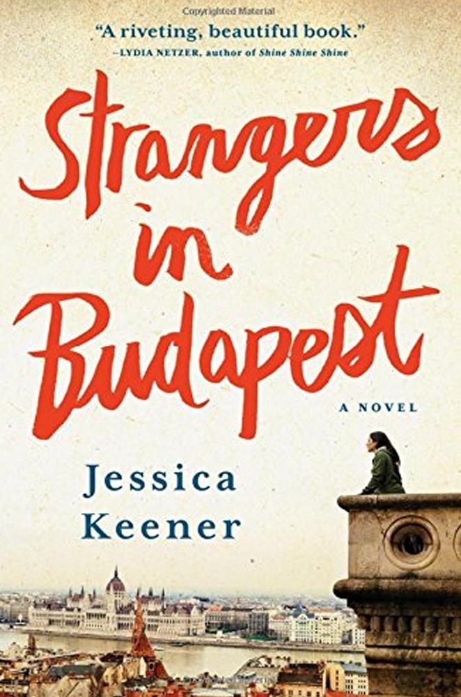 kathleen stone writer booklab literary salon strangers in budapest jessica keener