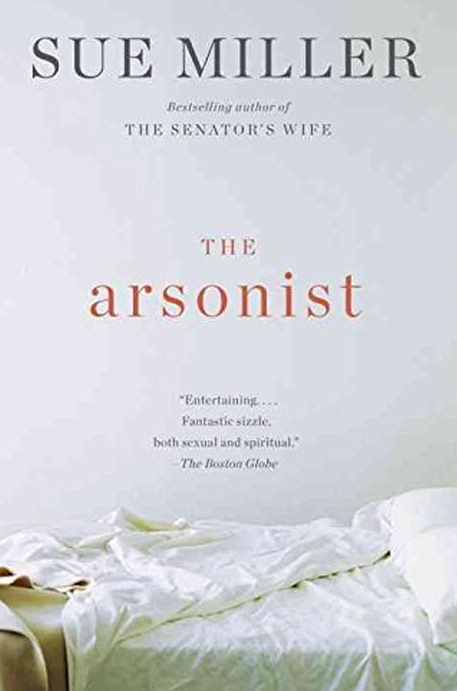 kathleen stone writer booklab literary salon the arsonist sue miller