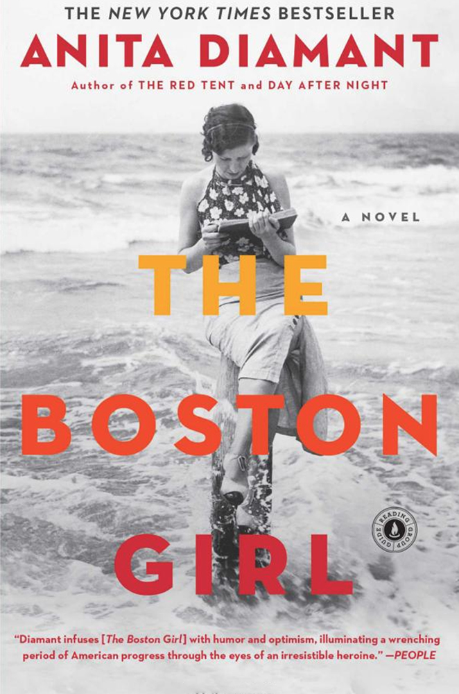 kathleen stone writer booklab literary salon the boston girl anita diamant