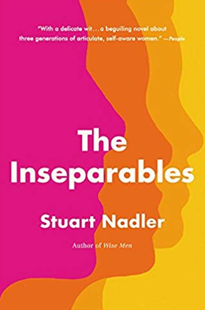 kathleen stone writer booklab literary salon the inseparables stuart nadler
