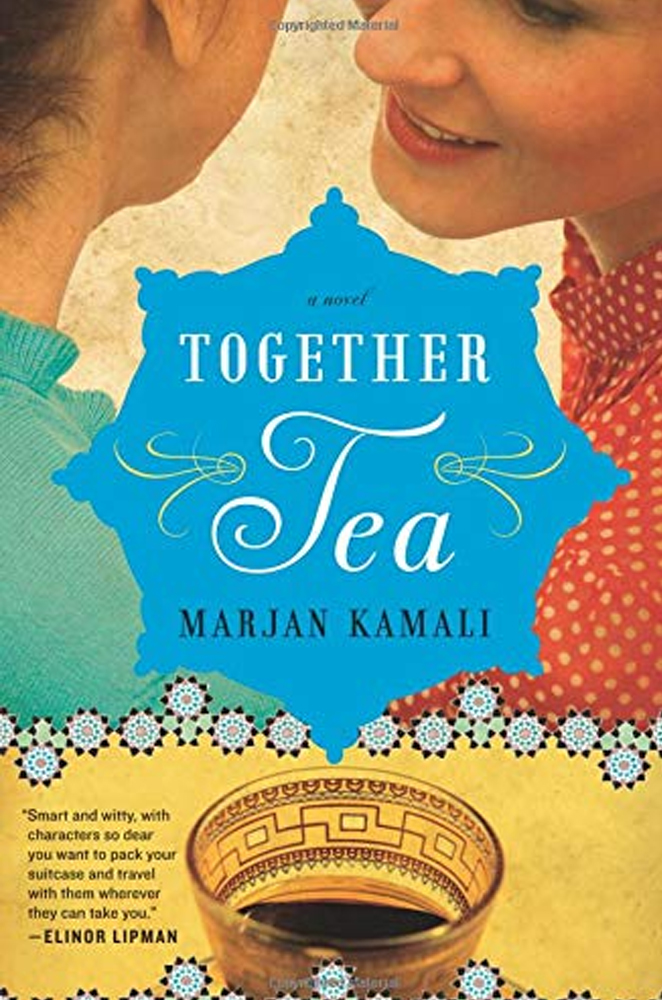 kathleen stone writer booklab literary salon together tea marjan kamali
