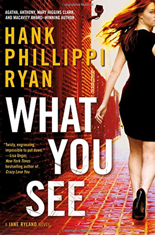 kathleen stone writer booklab literary salon what you see hank phillippi ryan