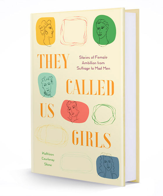 'They Called Us Girls' book cover